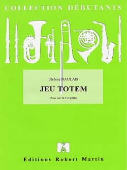 Jérôme Naulais - Totem game - Partition - di-arezzo.com