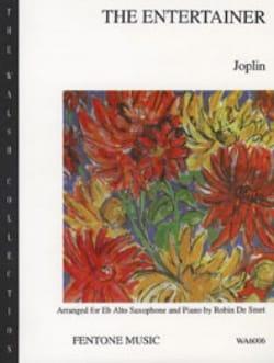 The entertainer - JOPLIN - Partition - Saxophone - laflutedepan.com