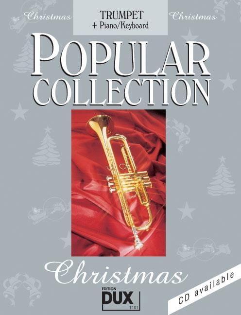 Popular collection christmas - Noël - Partition - laflutedepan.com