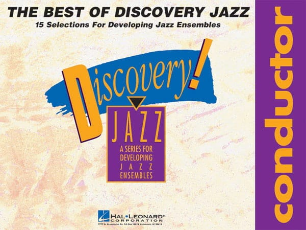 - The Best Of Discovery Jazz - Partition - di-arezzo.co.uk