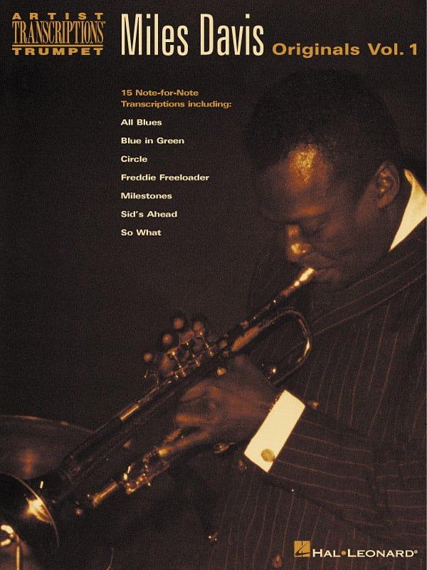 Originals Volume 1 - Miles Davis - Partition - laflutedepan.com