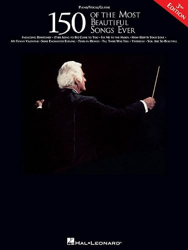 150 Of The Most Beautiful Songs Ever - 4th Edition - laflutedepan.com