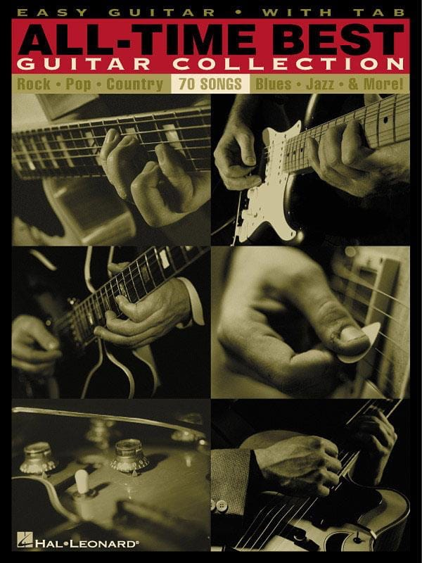 - All-Time Best Guitar Collection - Partition - di-arezzo.com