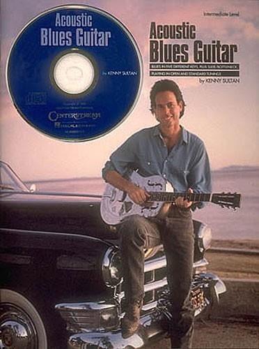 Acoustic Blues Guitar - Intermediate Level - laflutedepan.com