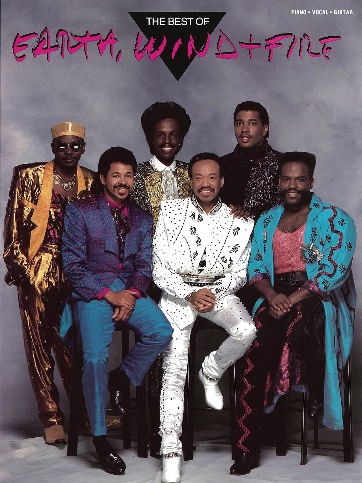 Earth, Wind & Fire - The Best Of - Partition - di-arezzo.co.uk