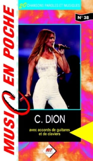 Céline Dion - Music in your pocket N ° 38 - Partition - di-arezzo.co.uk