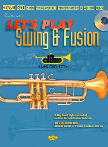 Let's Play Swing & Fusion Minus One - Demo Morselli - laflutedepan.com