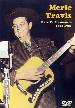 DVD - Rare Performances 1946-1981 - Merle Travis - laflutedepan.com