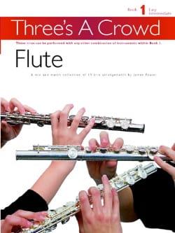 Three's A Crowd Volume 1 - Easy - Partition - laflutedepan.com