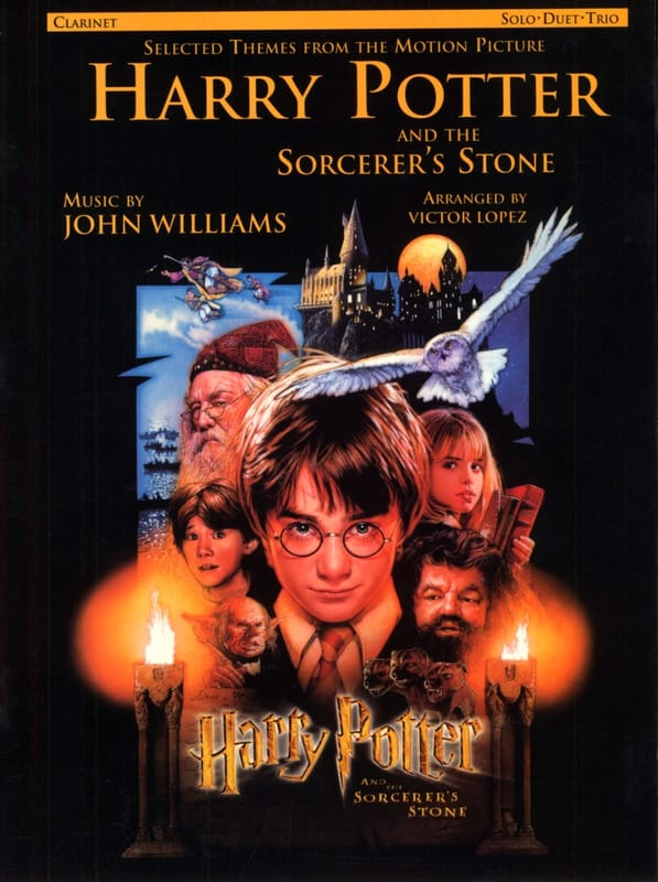 John Williams - Harry Potter and The Sorcerer's Stone - Partition - di-arezzo.com