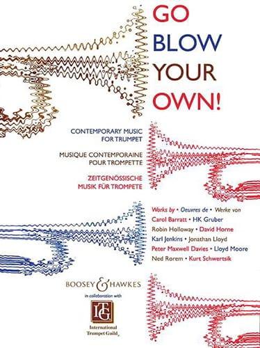 Go Blow Your Own - Partition - Trompette - laflutedepan.com