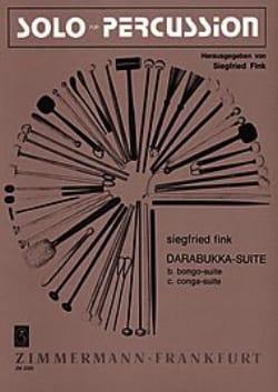 Darabukka-Suite. Tricotis - Siegfried Fink - laflutedepan.com