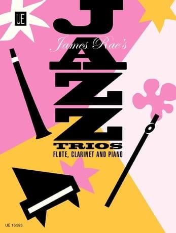 Jazz Trios - James Rae - Partition - Trios - laflutedepan.com