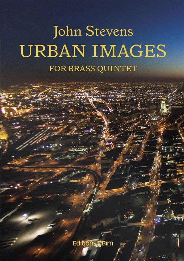 Urban Images - Conducteur et Parties - John Stevens - laflutedepan.com