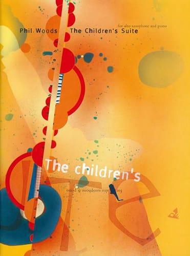 The Children's Suite - Phil Woods - Partition - laflutedepan.com