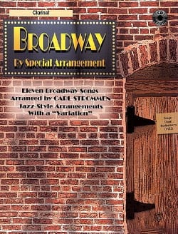 Broadway By Special Arrangement - Partition - laflutedepan.com
