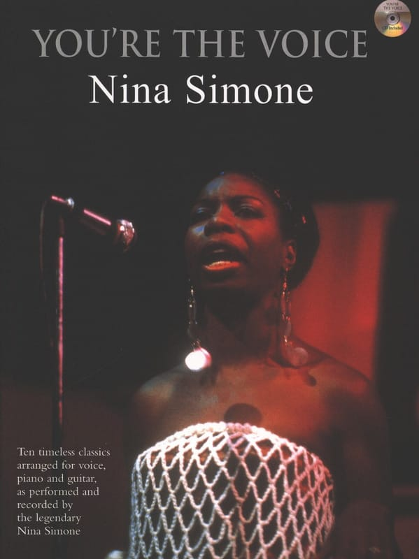 You're The Voice - Nina Simone - Partition - Jazz - laflutedepan.com