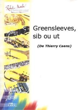 Greensleeves Version 1 - Partition - Trompette - laflutedepan.com