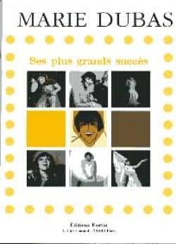 Marie Dubas - His greatest hits - Partition - di-arezzo.co.uk