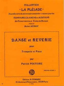 Danse Et Reverie - Patrick Poutoire - Partition - laflutedepan.com