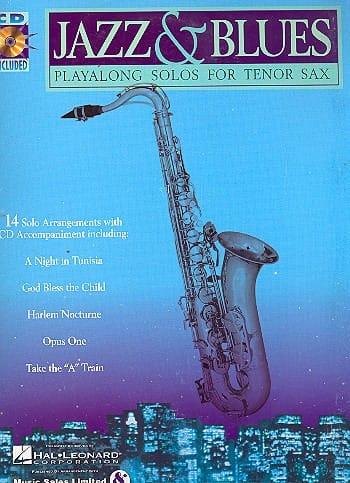 Jazz & Blues - Partition - Saxophone - laflutedepan.com