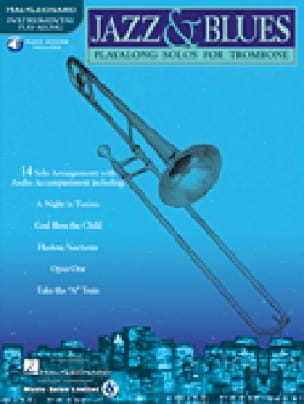Jazz & Blues - Partition - Trombone - laflutedepan.com