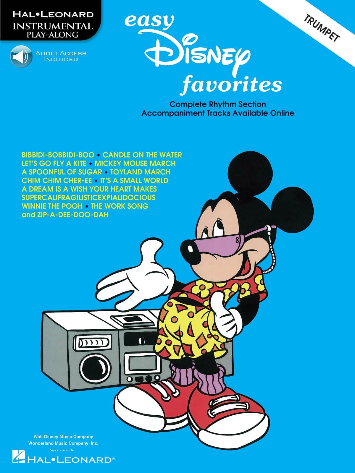 DISNEY - Easy Disney Favorites - Partition - di-arezzo.com