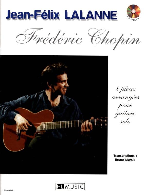 Frédéric Chopin - Jean-Félix Lalanne - Partition - laflutedepan.com
