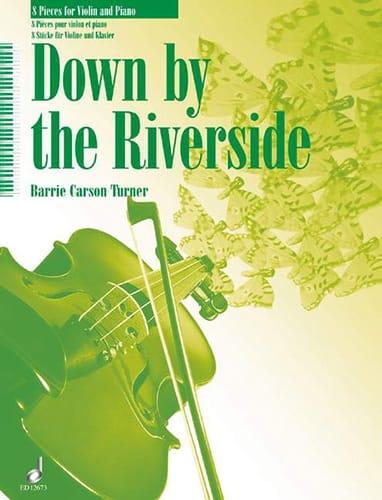 Down By The Riverside - Partition - Violon - laflutedepan.com