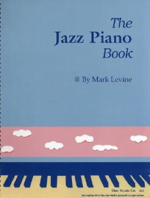Mark Levine - The Jazz Piano Book - Partition - di-arezzo.it