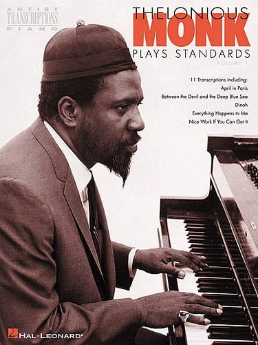 Thelonious Monk - Plays Standards Volume 1 - Partition - di-arezzo.co.uk