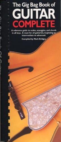 The Gig Bag Book Of Guitar Complete - Mark Bridges - laflutedepan.com