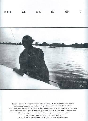 Manset - Gérard Manset - Partition - laflutedepan.com