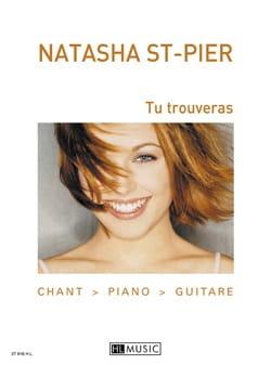 Tu Trouveras - Natasha St-Pier - Partition - laflutedepan.com