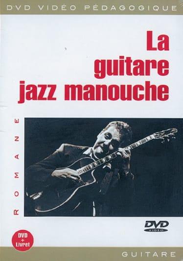 Romane - DVD - The Gypsy Jazz Guitar - Partition - di-arezzo.co.uk