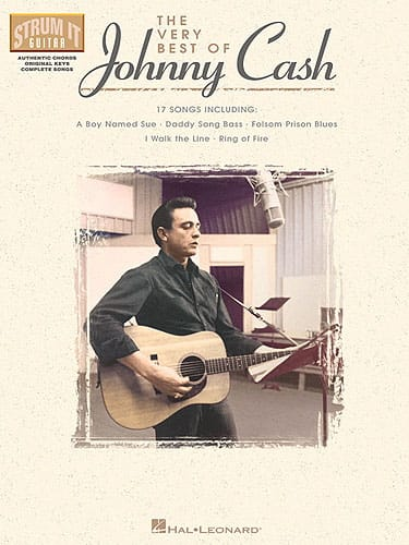 Johnny Cash - The Very Best Of - Partition - di-arezzo.co.uk