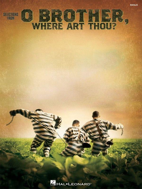 O Brother, Where Art Thou? Banjo - Partition - laflutedepan.com