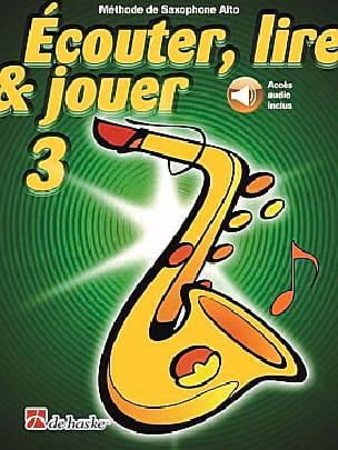 DE HASKE - Play Play and Play - Method Volume 3 - Alto Saxophone - Partition - di-arezzo.com