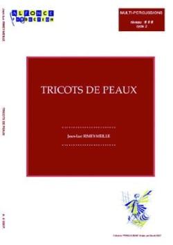 Tricots de Peaux - Jean-Luc Rimey-Meille - laflutedepan.com