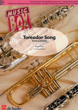 Toreador song from carmen - music box - BIZET - laflutedepan.com