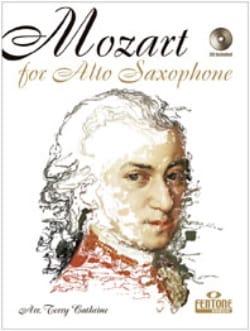 Mozart For Alto Saxophone - MOZART - Partition - laflutedepan.com