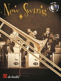 New Swing - Erik Veldkamp - Partition - Trombone - laflutedepan.com