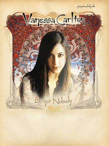 Be Not Nobody - Vanessa Carlton - Partition - laflutedepan.com