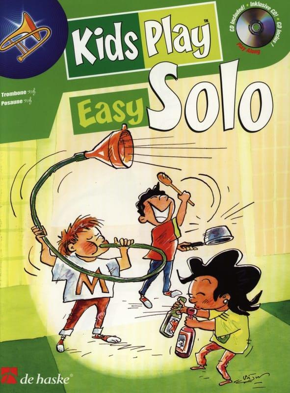 Kids Play Easy Solo - Gorp Fons Van - Partition - laflutedepan.com
