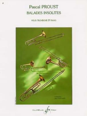 Pascal Proust - Unusual walks - Partition - di-arezzo.co.uk