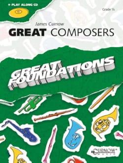 Great Composers - Partition - Trompette - laflutedepan.com