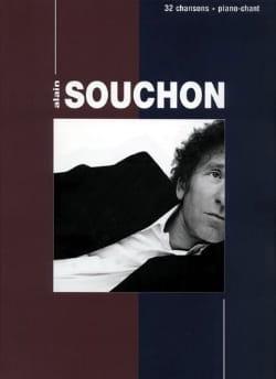 32 Chansons - Alain Souchon - Partition - laflutedepan.com