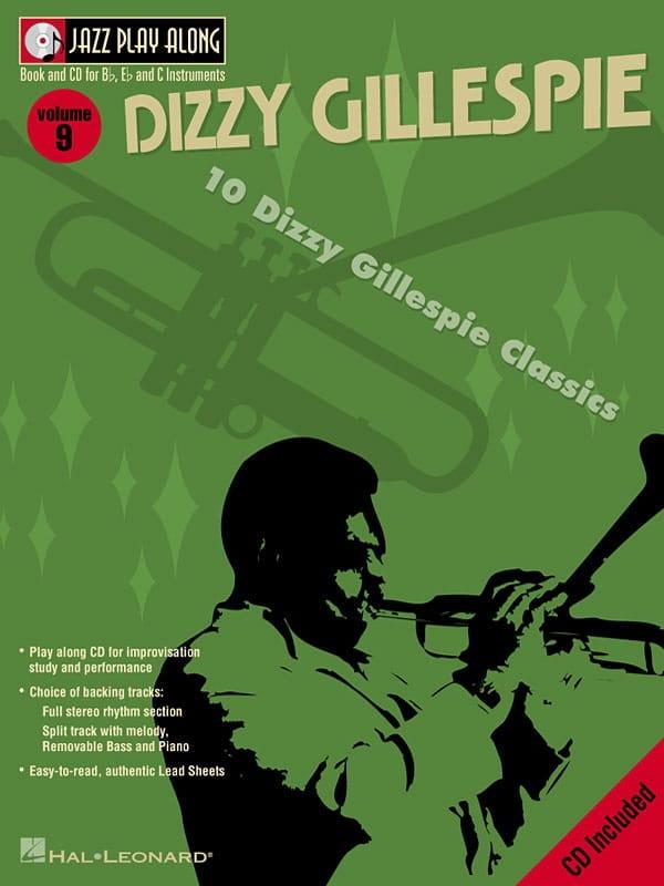 Jazz play-along volume 9 - Dizzy Gillespie - laflutedepan.com