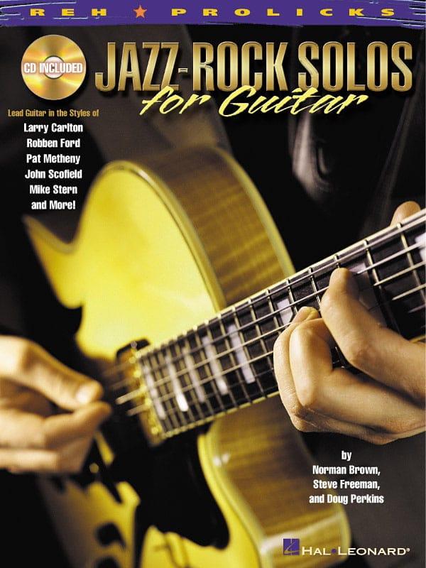 Jazz-Rock Solos For Guitar - laflutedepan.com
