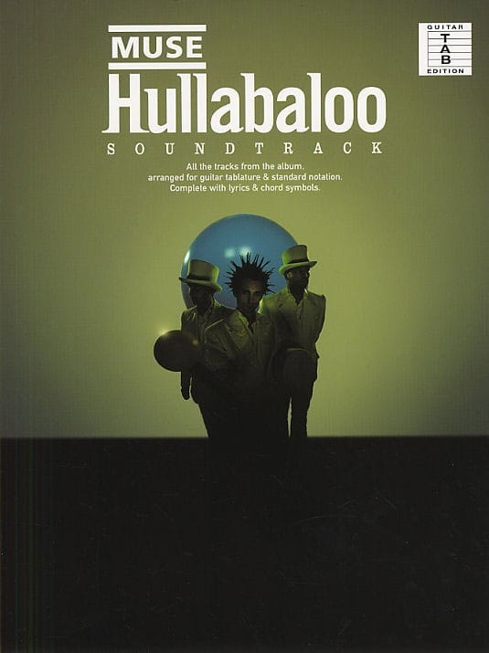 Hullabaloo Soundtrack - Muse - Partition - laflutedepan.com